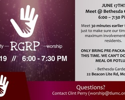 RGRP: Radical Grace in a Radical Place
