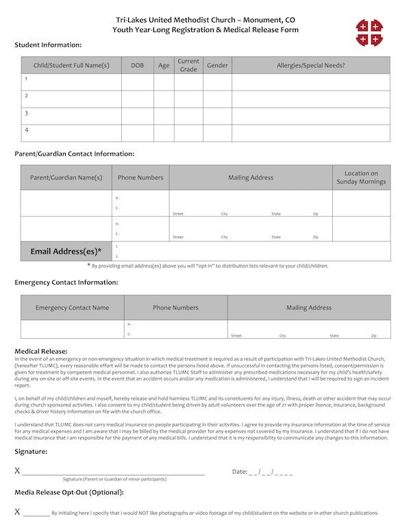 tlumc youth release form 2017