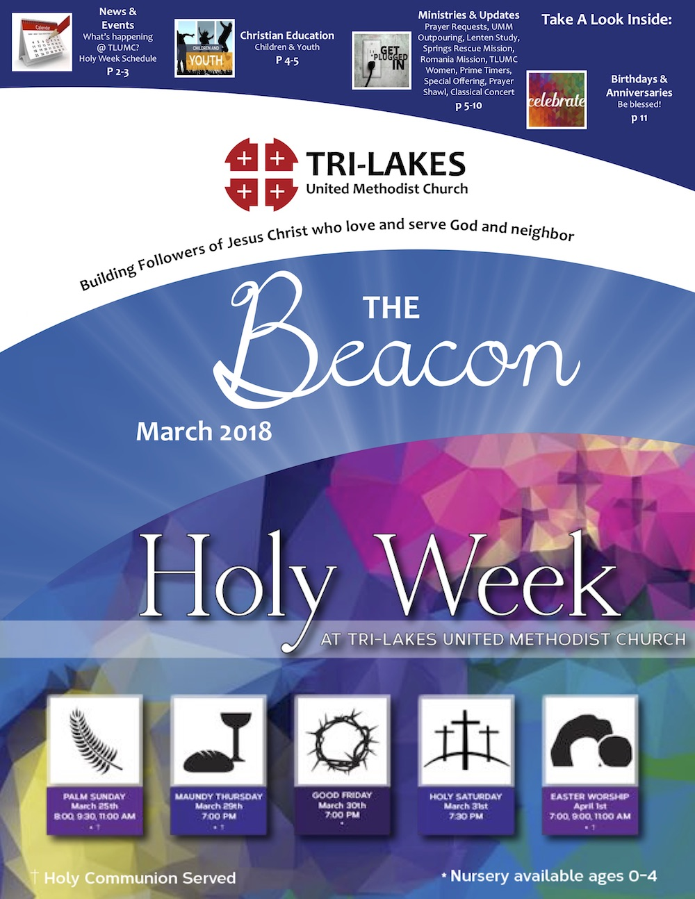 Monthly Beacon - March 2018
