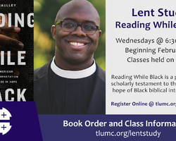 Lent Study - Reading While Black