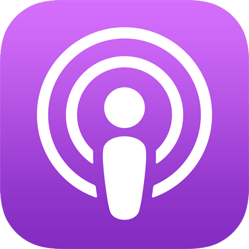 apple podcast icon