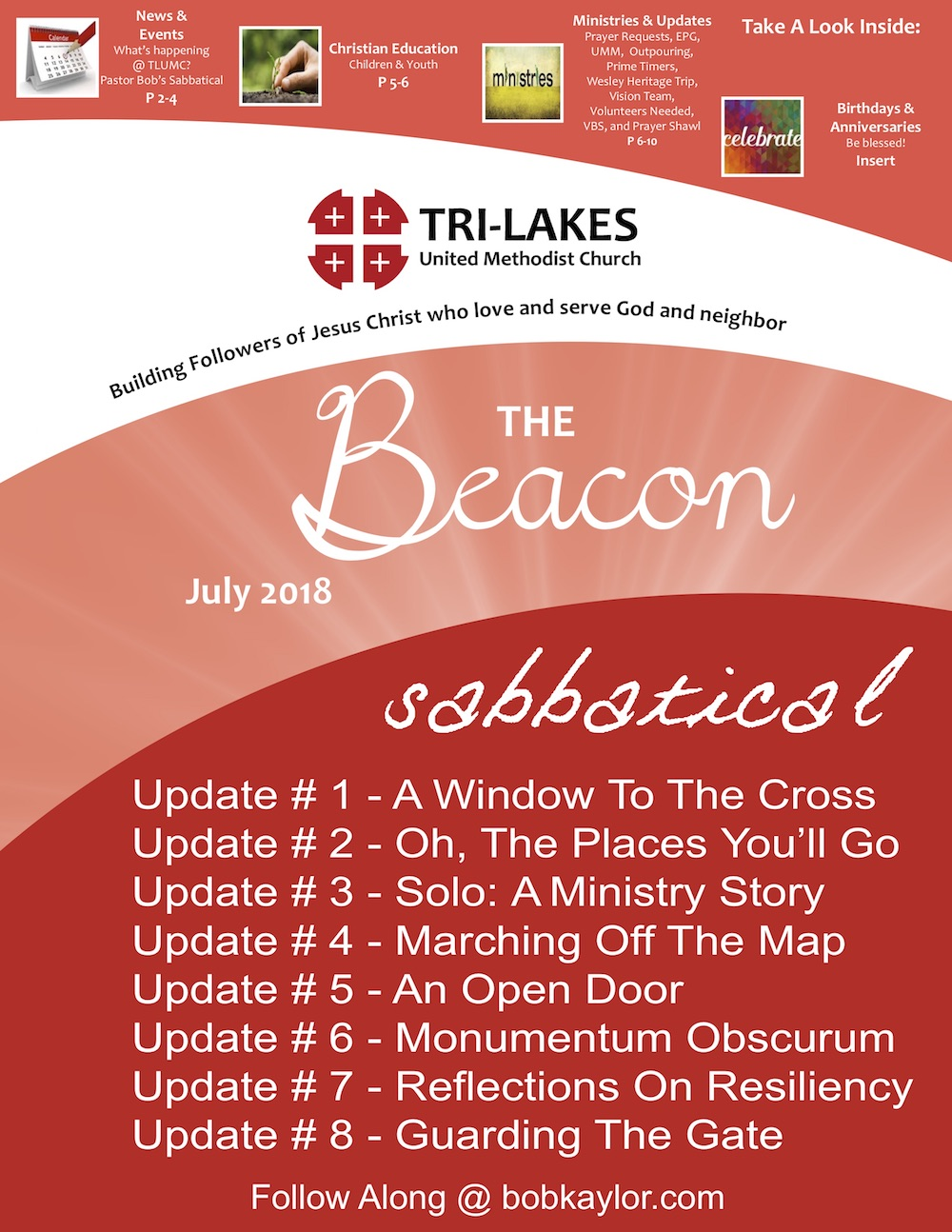 Monthly Beacon - July 2018