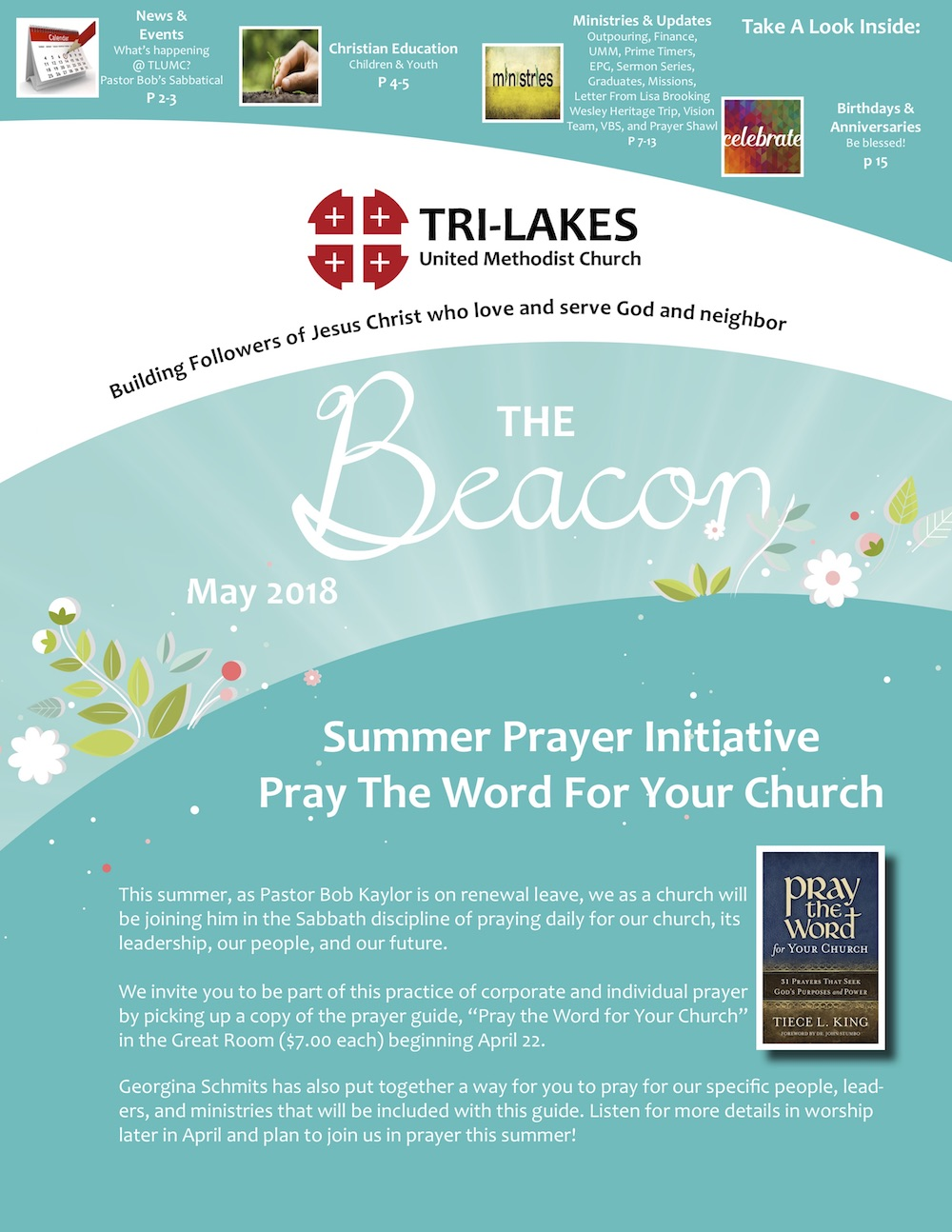 Monthly Beacon - May 2018