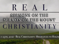 Hindrances to Holiness